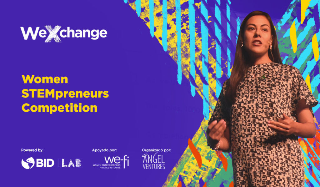 WeXchange Women STEMpreneurs Competition 2020 – Finalizado