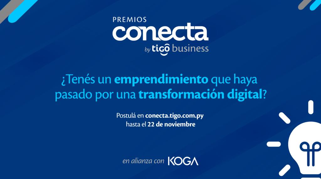 Premios Tigo Conecta- Finalizado