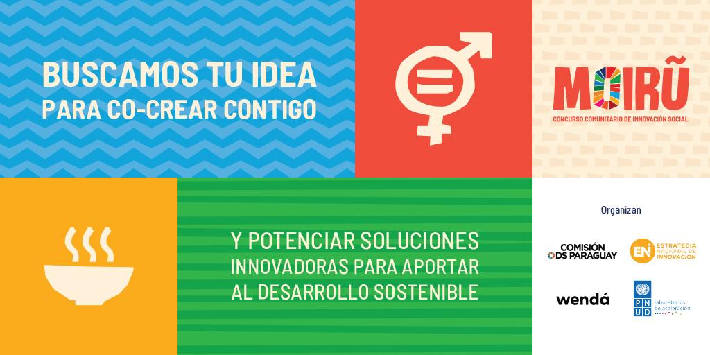 Concurso Comunitario de Innovación Social: Moiru- Finalizado