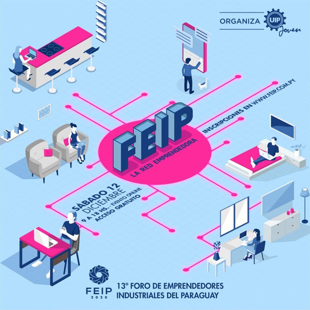 Foro de Emprendedores Industriales del Paraguay- Finalizado